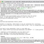 使用brew在macos下安装php开发所需环境