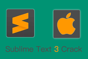 sublime text3在macos下的激活